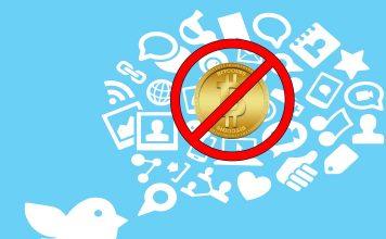 Twitter se une a la prohibición de anuncios de criptomonedas