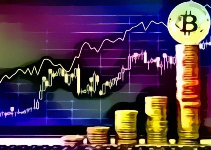 Bitcoin con tendencia a la alza desde marzo