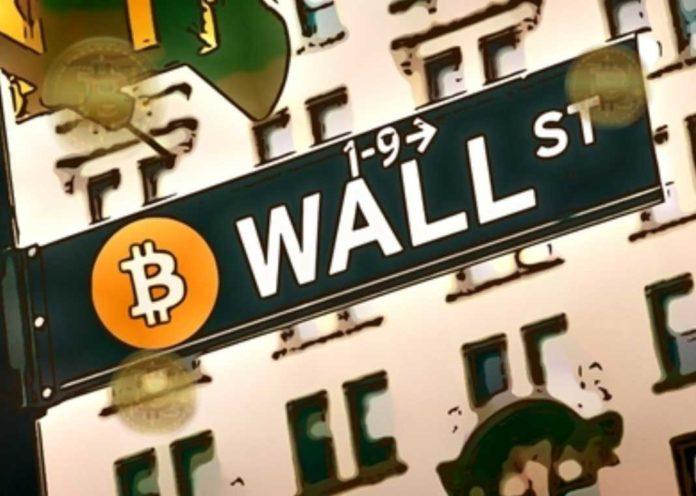 Bitcoin gana un 7%, Wall Street apuesta por paquete de rescate de 2 billones de dólares