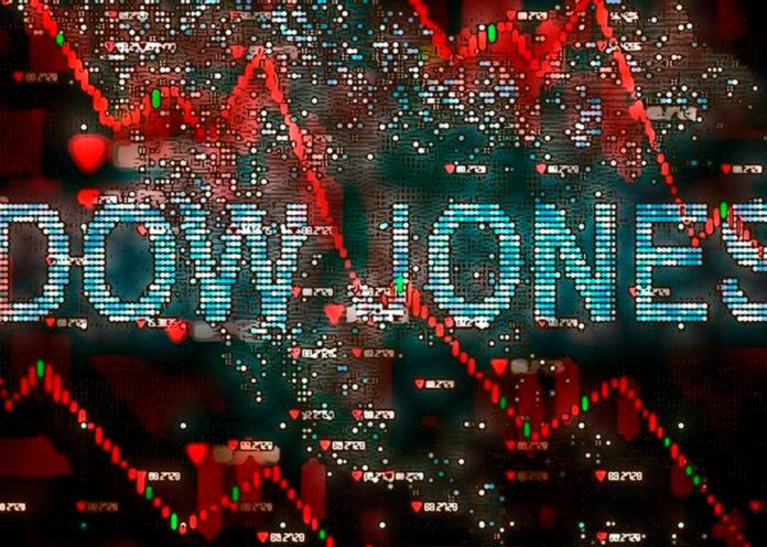 Dow Jones carga se ve afectado por el coronavirus pero Bitcoin supera la resistencia de USD 9K