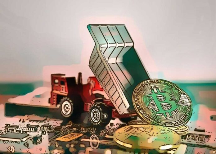 De acuerdo a datos recientes, los mineros venden más Bitcoins de los que producen